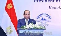 Vietnam y Egipto ratifican el interés de afianzar relaciones en una Declaración conjunta