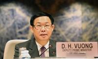 Dirigente vietnamita se reúne con líderes de organizaciones internacionales en Ginebra