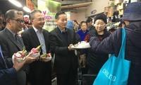 """""""El día de la pitaya vietnamita"""" en Australia: nueva oportunidad para los exportadores de frutas"""