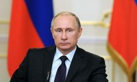 Presidente ruso destaca la influencia global de la Revolución de Octubre
