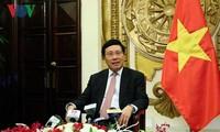 Exaltan los resultados de la Semana de alto nivel de APEC en Vietnam