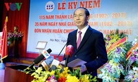 Presidente vietnamita felicita los 115 años de la Universidad de Medicina de Hanoi