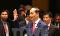 El presidente vietnamita destaca en un artículo la celebración exitosa del Año del APEC 2017