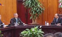 Vietnam y Japón promueven colaboración comercial e inversionista