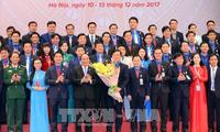 Concluido XI Congreso Nacional de la Juventud Comunista de Vietnam