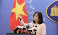 Hablan sobre el destino de los trabajadores vietnamitas atrapados en incendio en Taiwán