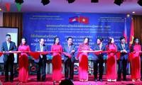 Exposición en saludo al 50 aniversario de los vínculos diplomáticos Vietnam-Camboya