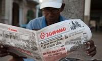 Prensa cubana critica los planes desestabilizadores de Estados Unidos