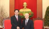Reconocen aportes de embajador saliente de China a las relaciones con Vietnam