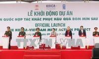 Vietnam y Corea del Sur colaboran en la reparación de las secuelas de la guerra