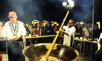 Cocineros de varios países compiten en Festival Gastronómico de Hoi An