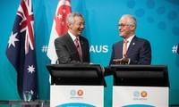 Inauguran la conferencia empresarial Asean-Australia
