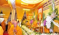 Se despiden de dignatarios religiosos vietnamitas