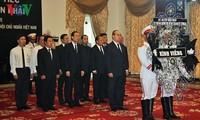 Amigos del mundo y segmentos de la sociedad homenajean a ex primer ministro vietnamita