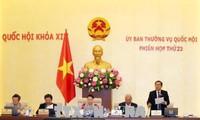 Comité Permanente del Parlamento vietnamita somete a análisis proyecto de ley contra la corrupción
