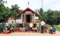 Jóvenes entusiasmados con la preservación del legado cultural de la etnia Ede