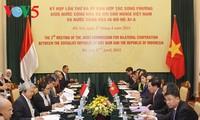 Vietnam e Indonesia profundizan vínculos de cooperación