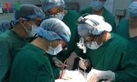 Trasplante de órganos transnacional: otra hazaña del sector sanitario vietnamita