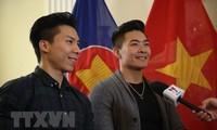 Artistas de circo vietnamitas promueven imagen del país al mundo