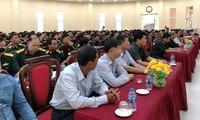 Vietnam y organismo de la ONU coordinan en mitigación de secuelas de bombas y minas