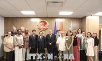 Vicepresidente del Parlamento vietnamita finaliza visita a Nueva York