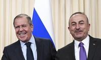 Rusia y Turquía buscan afianzar su asociación estratégica