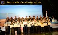 Vietnam estrecha coordinación entre la Policía Marítima y los pescadores