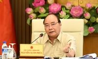 Gobierno vietnamita analiza 10 temas importantes para el desarrollo del país