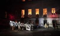 Revelan posibles causas del incendio en Museo Nacional de Brasil