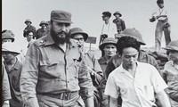Libro en homenaje a Fidel y Vietnam, en la web de VOV