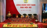 Inaugurada reunión de la organización representante de los trabajadores vietnamitas