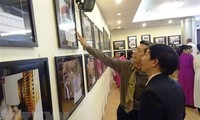 Abierta en Ciudad Ho Chi Minh exposición sobre amistad Vietnam-Cuba