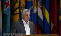 Agenda del presidente Miguel Díaz-Canel en visitas a Vietnam y otros países