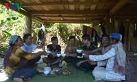 Fiesta Lap Lo de la minoría étnica Chut