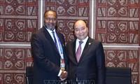 Vanuatu abrirá oficina consular en Ciudad Ho Chi Minh, anuncia el premier Charlot Salwai