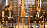 Vicepremier vietnamita estimula inversiones surcoreanas