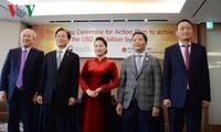 Vietnam y Corea del Sur firman memorando sobre alza del comercio bilateral