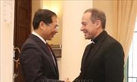 Celebran en Hanói séptima reunión del Grupo de Trabajo Conjunto Vietnam-El Vaticano