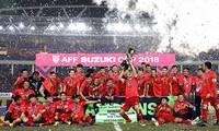 Vietnam mantiene su posición en el Top 100 del ranking mundial de fútbol