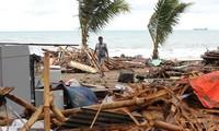 Dirigentes vietnamitas manifiestan solidaridad con gobierno y pueblo de Indonesia tras tsunami