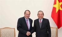 Destacan cooperación entre Vietnam y Singapur en esfera judicial