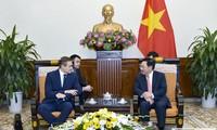 Vietnam y Lituania estrechan cooperación