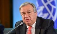 ONU reitera voluntad de mediar entre las partes en conflicto en Venezuela