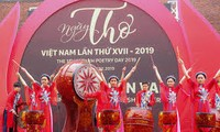 Día de la Poesía de Vietnam contribuye a presentar la literatura nacional al mundo
