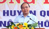 "Comuna de Que Phu de la provincia de Quang Nam consigue título de ""Nuevo Campo"""