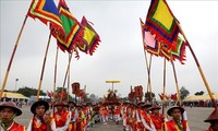 Inauguran el Festival de los reyes Hung en Phu Tho