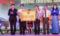 Reconocen la ruta Truong Son-Ho Chi Minh como Patrimonio Nacional Especial de Vietnam