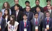 Estudiante vietnamita logra tercer premio en concurso internacional de ciencia