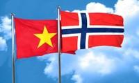 Vietnam y Noruega por promover la cooperación multisectorial