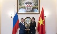 Empresa de café de Vietnam lleva sus productos a Rusia